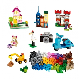 Lego classic 10698 : large creative brick box