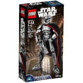 Lego star wars 75118 : captain phasma