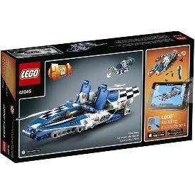 Lego technic  42045 : hydroplane racer