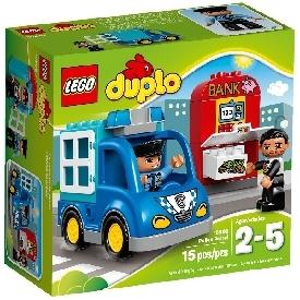 Lego duplo  10809 : police patrol