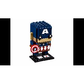 Lego brickheadz  41589 :  captain america v29
