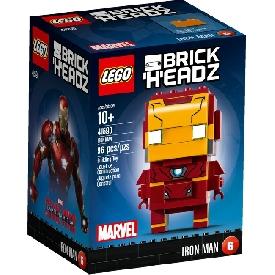 Lego brickheadz  41590 :  iron man v29