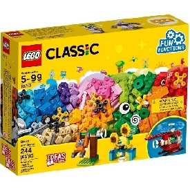 Lego classic 10712 : bricks and gears