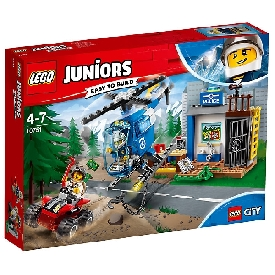 Lego juniors 10751 : mountain police chase