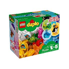 ชุดต่อเลโก้ Duplo รุ่น 10865 ฟันครีเอชั่น