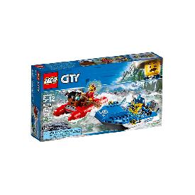 Lego city 60176: wild river escape