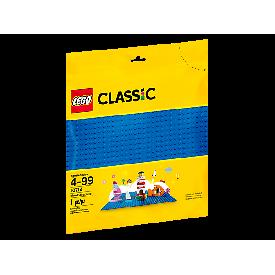 แผ่นฐานต่อเลโก้เสริมทักษะ Blue Baseplate 10714
