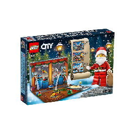 Lego City Advent Calendar 60201