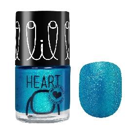 Little heart nail color new elsa 29