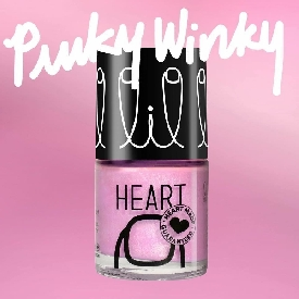 Little Heart Nail Color Pinky Winky 11