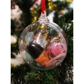 Magic color ornaments
