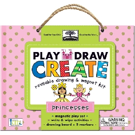Play Draw Create - Princess