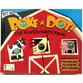 Poke a dot - old macdonald's farm