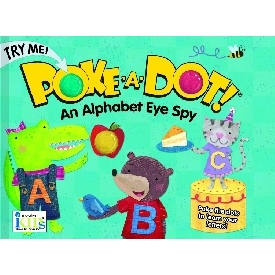 Poke a dot -  an alphabet eye spy