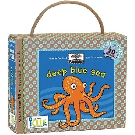 Book & Game - Deep Blue Sea