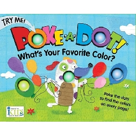 Poke a dot - what's your favorite color