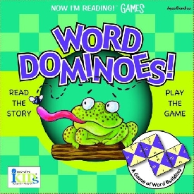 Word dominoes