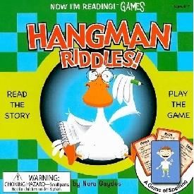 Hangman riddles