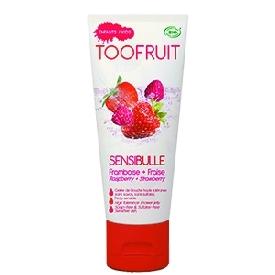 Sensibulle strawberry body gel