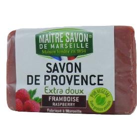 Savon De Provence Extra Doux Framboise Raspberry