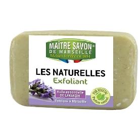 Les naturelles exfoliant huile essentielle de lavender