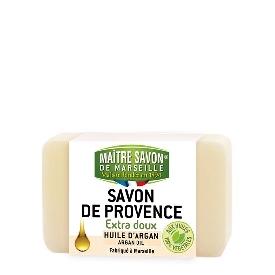 Savon de provence extra doux huile d'argan argan oil