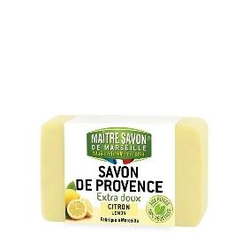 Savon de provence extra doux citron lemon