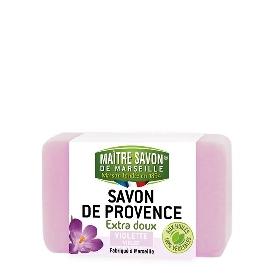 Savon de provence extra doux violette violet