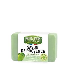 Savon de provence extra doux pomme verte green apple