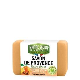Savon de provence extra doux cannelle-orange cinnamon-orange