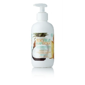 Kapidoux - shampoo  pineapple coconut