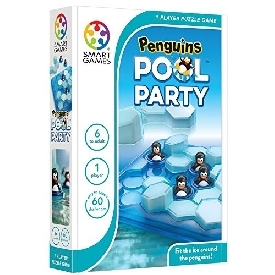Penquins Pool Party