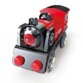 หัวขบวนรถไฟพลังถ่าน