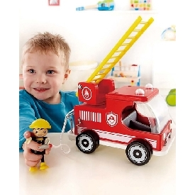 Fire trucks ladder