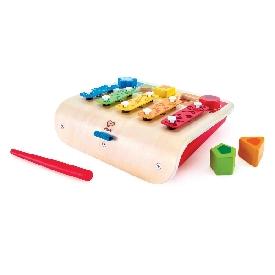 Shape sorter Xylophone
