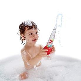 ของเล่นอาบน้ำ (ลูกปัดหลากสี)