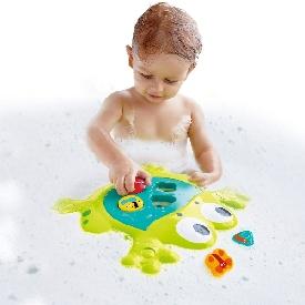 ของเล่นในน้ำ (ให้อาหารกบน้อย)