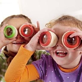 Eye spies