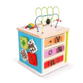 กล่องกิจกรรมหรรษา activity cube