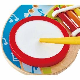 ของเล่นเสริมพัฒนาการ โต๊ะดนตรี 5 ชิ้น