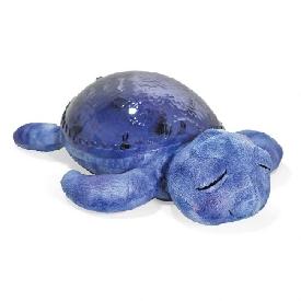 เต่าส่องแสงเสมือนคลื่นใต้น้ำและมีเสียงเพลง