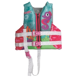 Stearns puddle jumper child - seahorse
