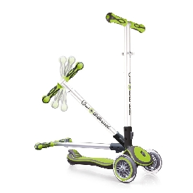 Globber my free fold up skooter 3 wheel
