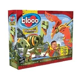 Bloco ตัวต่อไดโนเสาร์ วิลอซิแรปเตอร์  และ เทอโรซอร์