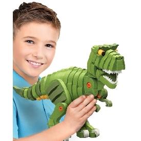 Bloco - t-rex & triceraptors