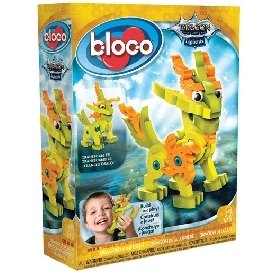 bloco - dragon of the light