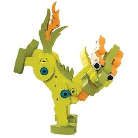 bloco - dragon of the light