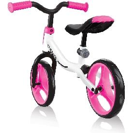 Globber gobike white/neon pink