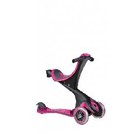 Globber scooter evo comfort 5 in 1- deep pink