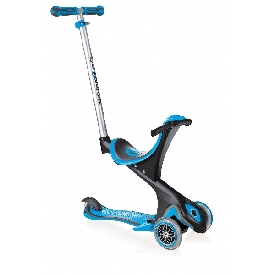 Globber scooter evo comfort 5 in 1 - sky blue
